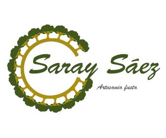 Saray Saez- artesania amb fusta