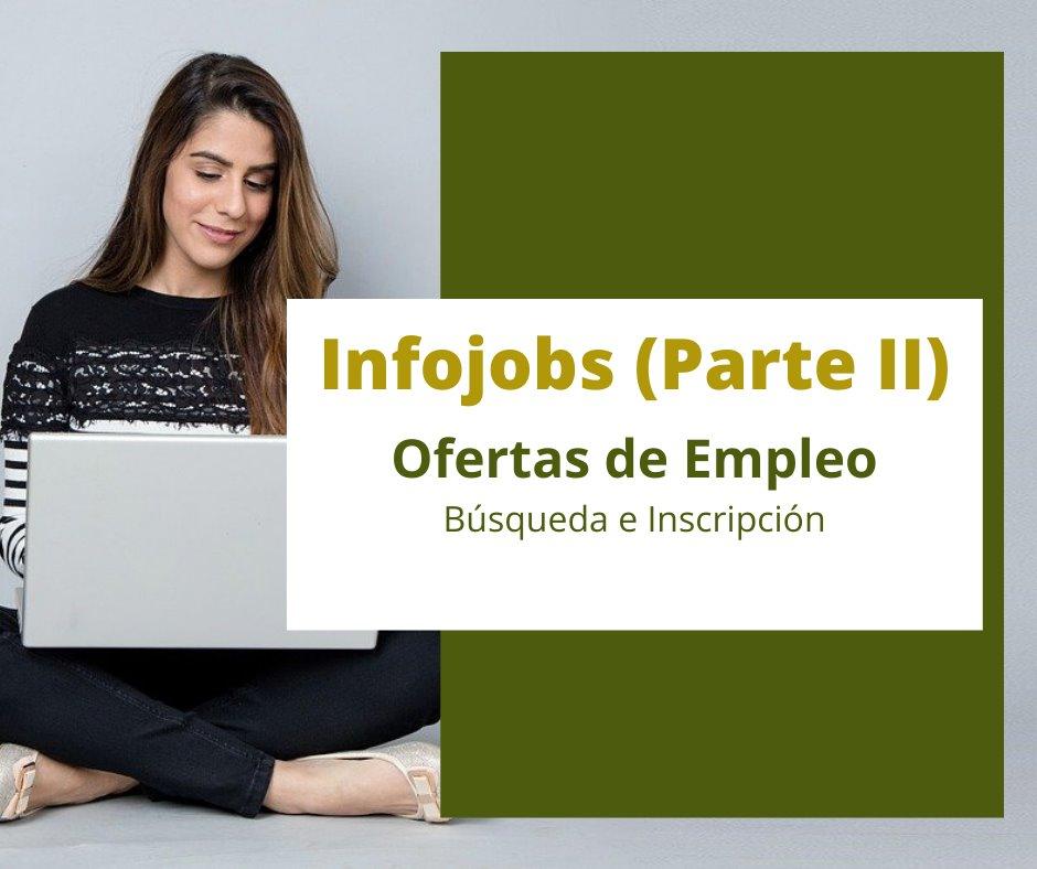 Infojobs parte II